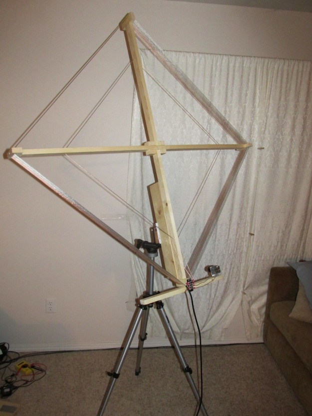 50-inch loop antenna